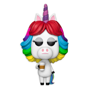 Disney Parks Exclusive Inside Out Rainbow Unicorn Funko Pop New with Box