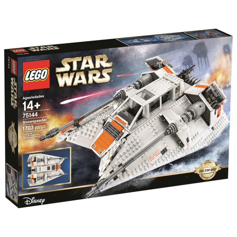 Lego 75144 Star Wars Snowspeeder 1703 pieces 2 minifigures New Pre Sales