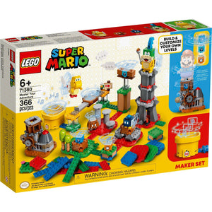 Lego 71380 Super Mario Master Your Adventure Maker Set New with Sealed Box