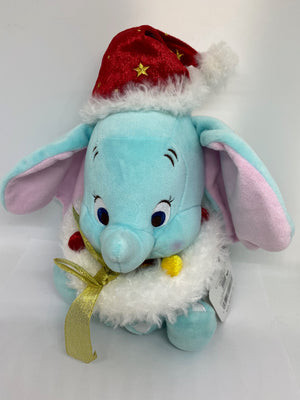 Disney Store Japan Dumbo Holiday Plush New with Tags