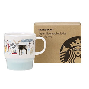 Starbucks Japan Geography Series City Mug - Hokkaido New with Box
