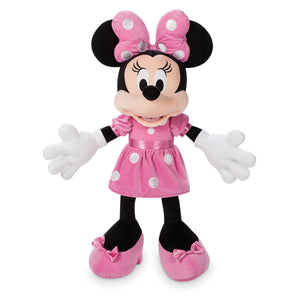 Disney Store Minnie Mouse Plush Jumbo 47'' New With Tag