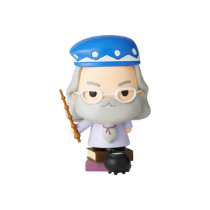 Wizarding World of Harry Potter Charms Style Dumbledore Resin Figurine New Box
