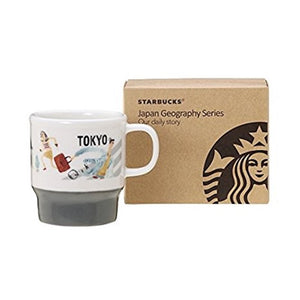 Starbucks Japan Geography Series City Mug - Tokyo New with Box