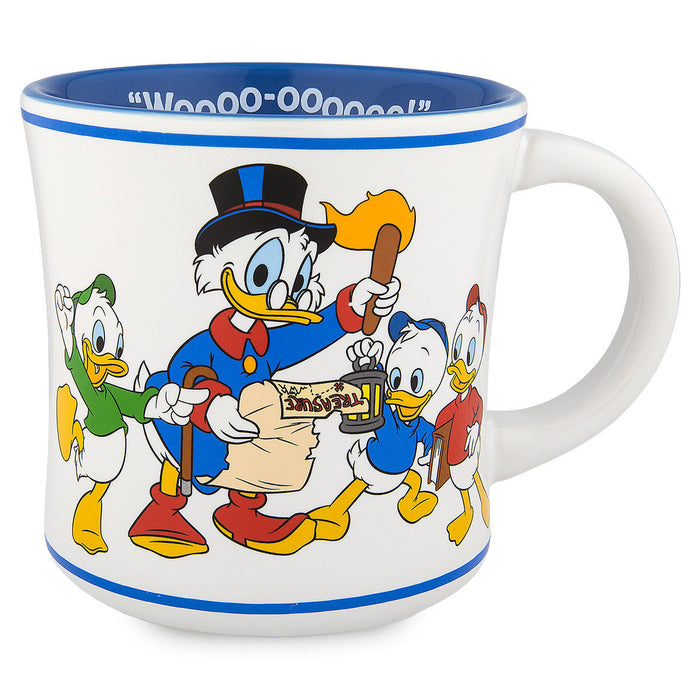 Disney Parks DuckTales Ceramic Coffee Mug New