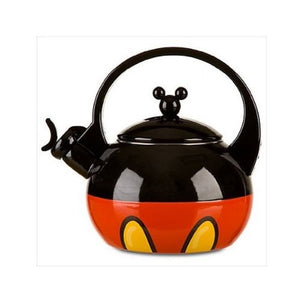 Disney Parks Best of Mickey Mouse Tea Kettle Teapot New