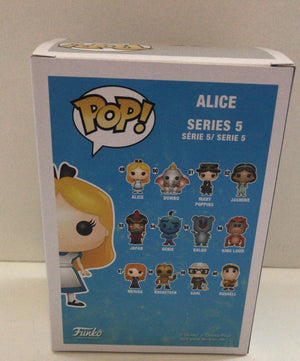 Disney Funko Authentic Poplife Sticker Alice in Wonderland Pop New with Box