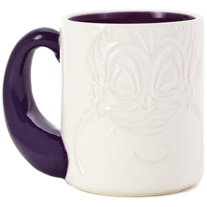 Hallmark Disney Ursula Remember It's Okay to Be a Little Bad Coffee Mug New