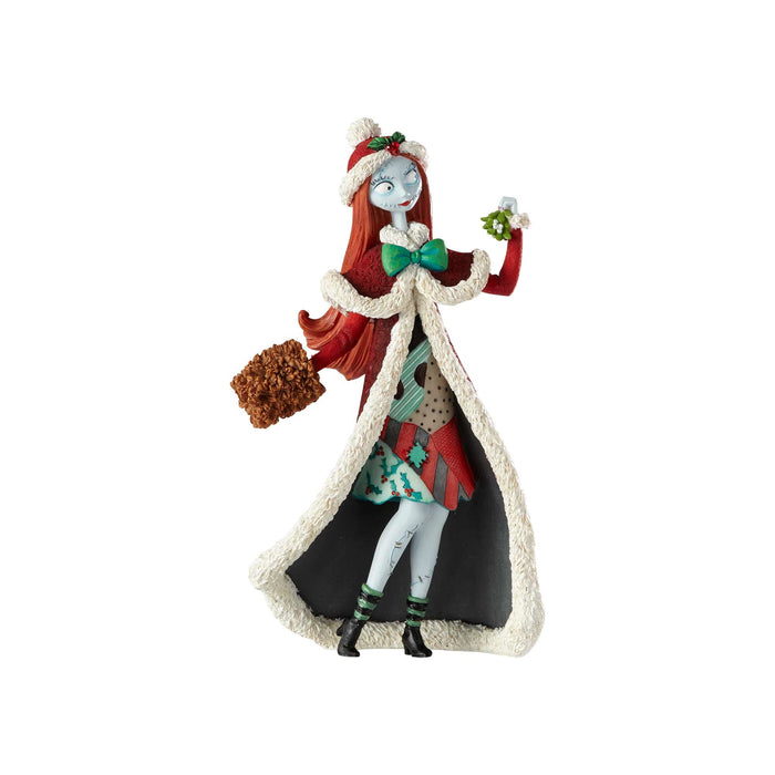 Disney Showcase Couture de Force Holiday Sally Figurine New with Box