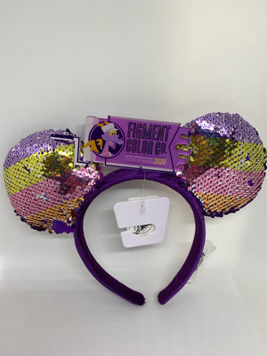 Disney Parks 2020 Epcot Festival of the Arts Figment Headband One Size New