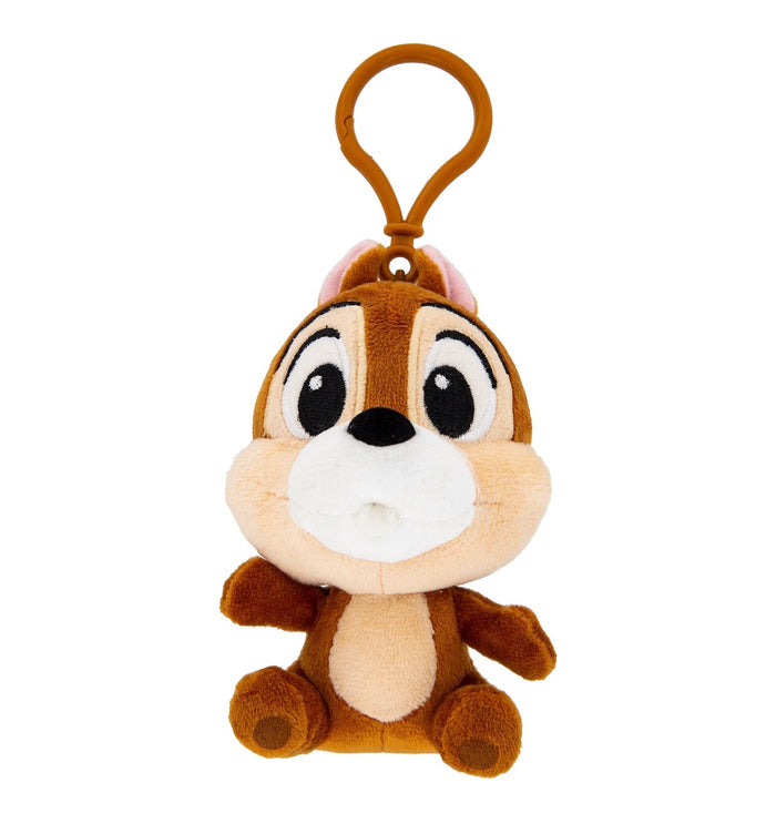 Disney Parks Chip Plush Keychain New with Tags