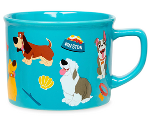 Disney Dogs Collection I Love My Dog Coffee Mug New