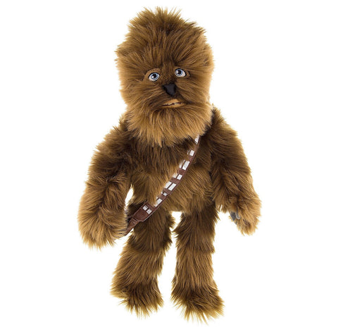 Disney Parks Star Wars Chewbacca Plush New with Tags