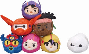 "disney store usa authentic big hero tsum 3 1/2"" go go tomago new with tag presale"