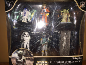 disney parks star wars the empire strikes back playset cake topper new with box