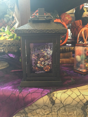 disney parks halloween magic kingdom halloween lantern mickey friends new tags