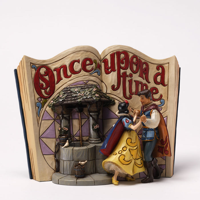 disney jim shore Traditions princess snow white storybook figurine new with box