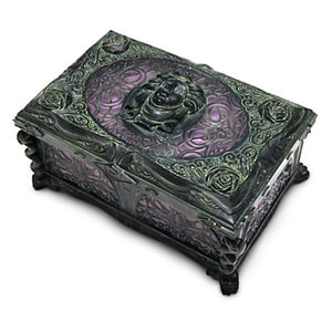 disney parks haunted mansion musical jewelry box madame leota new