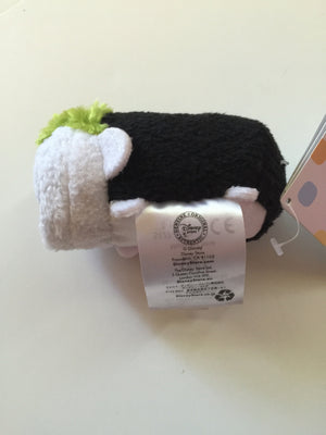 "disney usa authentic nightmare before christmas barrel tsum 3 1/2"" new with tags"