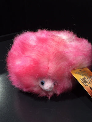 Universal Studios Harry Potter Pink Pygmy Puff Plush Toy New with Tags