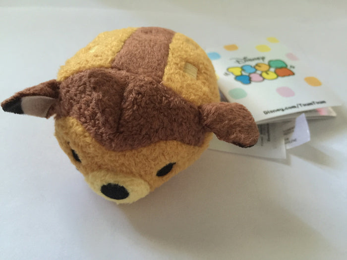 "disney store europe bambi 3 1/2"" tsum plush new with tags"