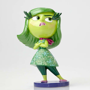 disney pixar showcase inside out disgust glows in the dark new with box