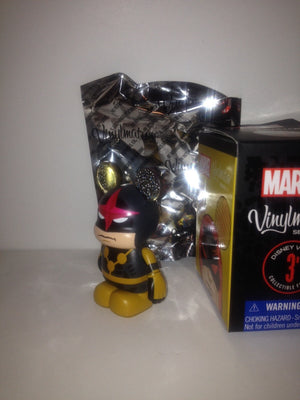 vinylmation disney marvel series 3 nova new with opened box foil