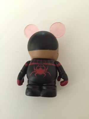 vinylmation marvel series 3 spider man unmasked variant new box & foil