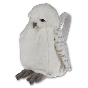 universal studios wizarding world harry potter hedwig backpack plush new tags