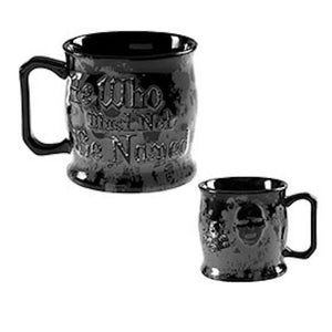 universal studios harry potter voldemort he who must not be named coffee mug new