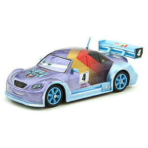 Disney Store Max Schnell Ice Racer Die Cast Car Chaser Series New with Case