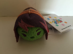 disney usa guardians of the galaxy gamora tsum mini plush new with tags