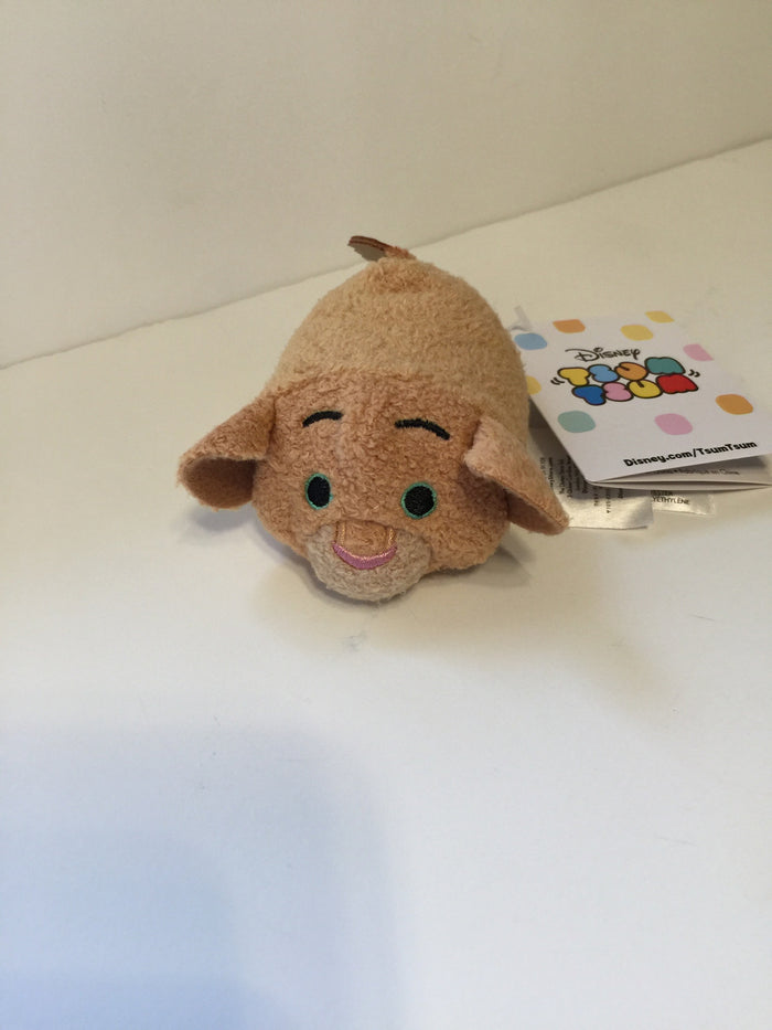 Disney Store Europe Authentic The Lion King Nala Mini Tsum Plush New with Tags