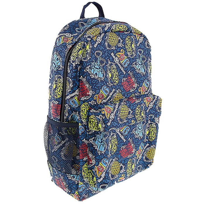 disney parks WDW 2016 icon mickey mouse backpack new with tags