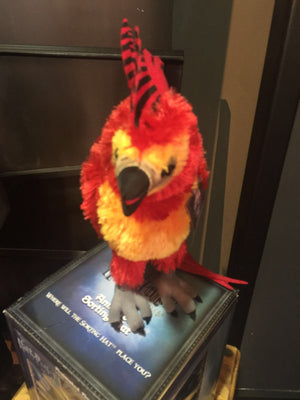 universal studios the wizarding world harry potter the phoenix plush new w tags