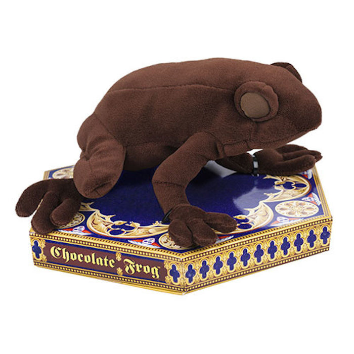 universal studios harry potter chocolate frog scented plush new with tags