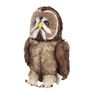 universal studios the wizarding world harry potter grey owl plush new with tags