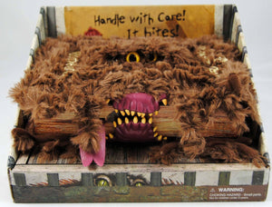 universal studios harry potter monster book of monsters plush new with tags