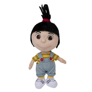 universal studios despicable me agnes plush doll new with tags