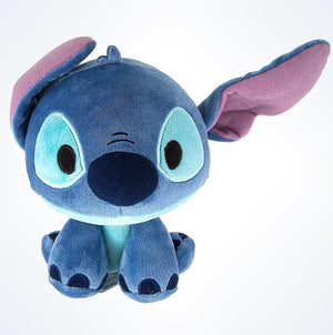 disney parks stitch cute bobble head plush new with tags
