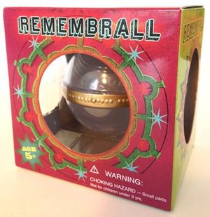 universal studios harry potter authentic remembrall reproduction toy new in box