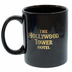 disney parks hollywood studios tower of terror hotel ceramic coffee mug new