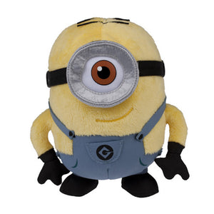 universal studios despicable me minion mini one eye plush new with tags