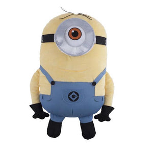 universal studios despicable me minion stuart pillow plush new with tags