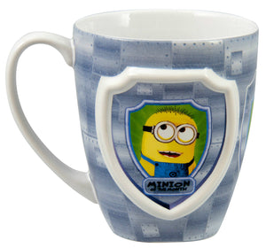universal studios despicable me minion of the month ceramic coffee mug new
