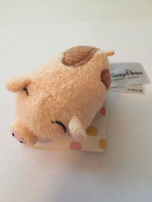 Disney Parks Tsum Tsum Pirates of the Caribbean Muddy Pig plush new with tag