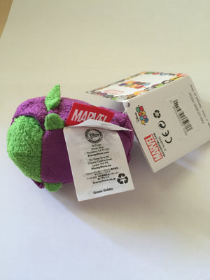 disney usa spider man series green goblin mini tsum plush new with tags