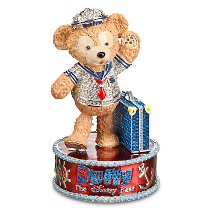 Disney Duffy the Disney Bear Figurine by Arribas New Limited Edition 5000