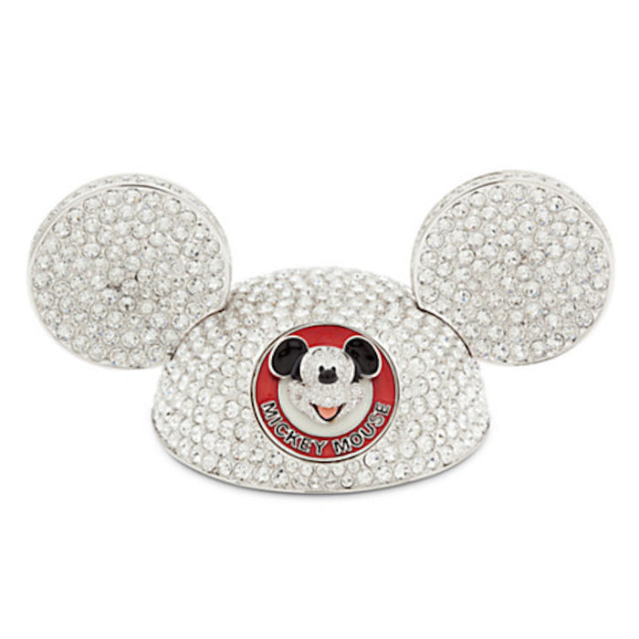 Disney The Mickey Mouse Club Mouseketeer Ear Hat Miniature by Arribas Figurine New