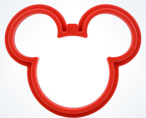 Disney Parks Mickey Mouse Icon Silicone Pancake Mold New With Tags